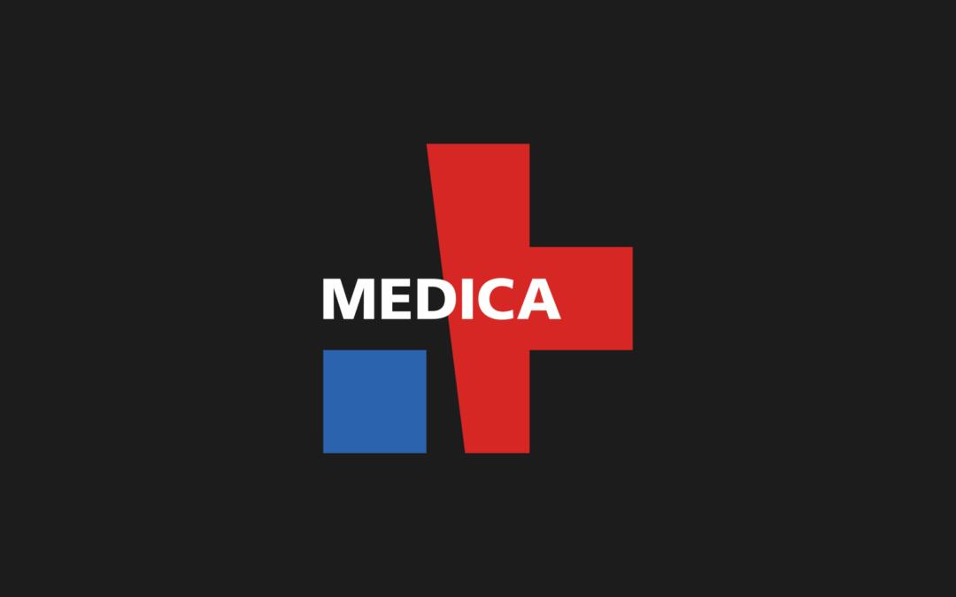 Dusseldorf medical fair