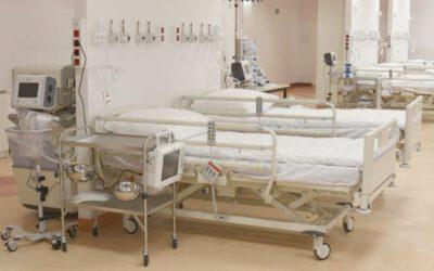Временная больница в Сопоте открылась!