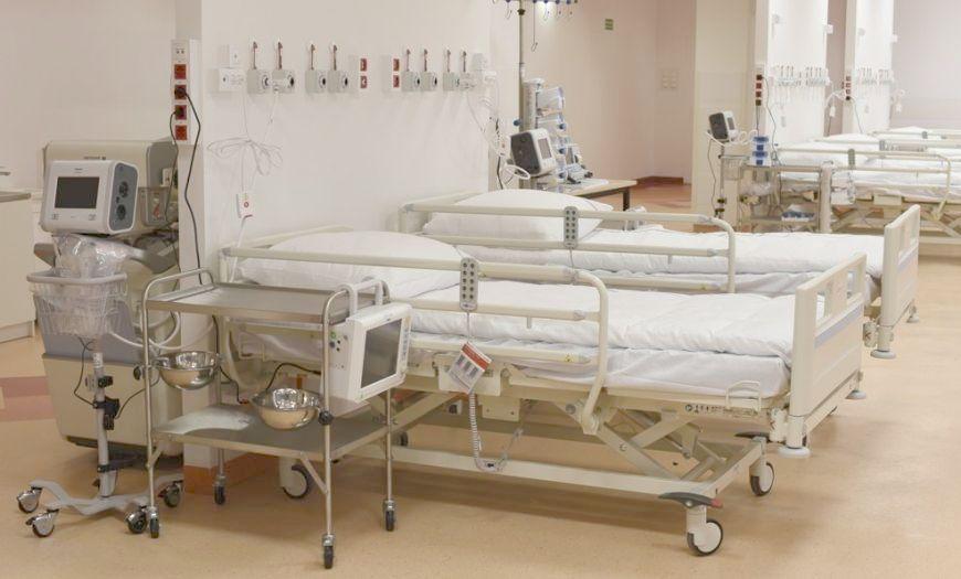Szpital Tymczasowy w Sopocie już otwarty!