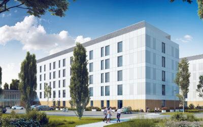 Строительство Центральной интегрированной клинической больницы в Познани приближается